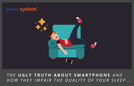 The ugly truth about smartphone and how they impair the quality of your sleep