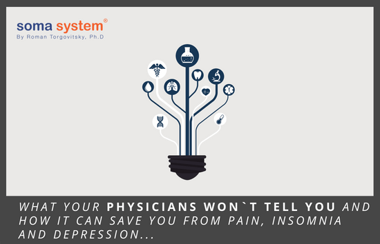 What Your Physicians Won`t Tell You And How It Can Save You From Pain, Insomnia and Depression
